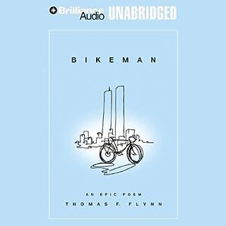 Bikeman audiobook cover art