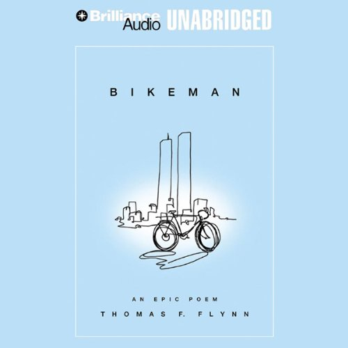 Bikeman audiobook cover art