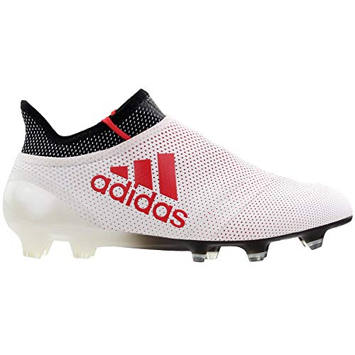 adidas Mens X 17+ Purespeed Firm Ground Soccer Cleats - Grey...