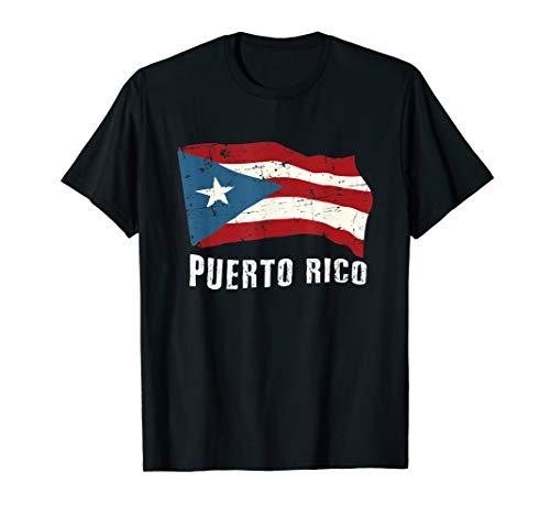 Puerto Rico Pride - Boricua Flag - Puerto Rican Ego T-Shirt