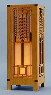 Frank Lloyd Wright Tree of Life Lightbox Mini Accent Lamp