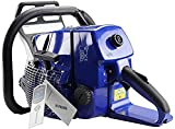 Holzfforma 92cc Blue Thunder G660 Gasoline Chain Saw Power Head Without Guide Bar and Chain All parts are compatible with MS660 066 Chainsaw