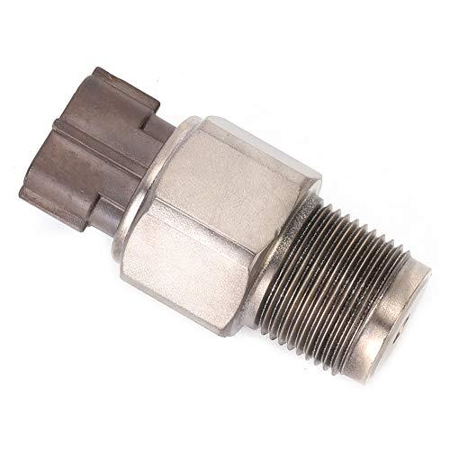 Sensor de presión de combustible de coche, riel de inyección de combustible, sensor de presión de combustible de riel común para L200 1996-2015 499000-6160