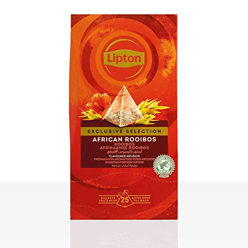 Lipton Rooibos 25 Pyramiden-Beutel