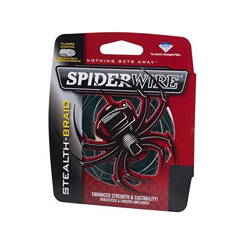 Spiderwire Stealth Superline
