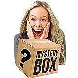 AMELIA Caja misteriosa, Caja Sorpresa: Todo Tipo de obsequios misteriosos, Herramientas de Garaje, Drones, Relojes Inteligentes, cámaras domésticas, Todo es Posible (Aleatorio)