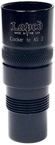 LAPCO Paintball Gun Barrel Adapter to 5% OFF A5 Autococker Tippmann 2021 model Th