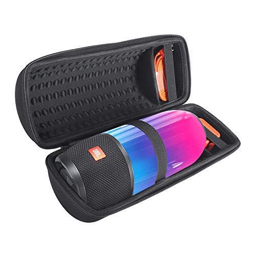 Hard Case voor JBL Pulse 3 Draadloze Waterdichte Speaker Box Draagtas, Zwart