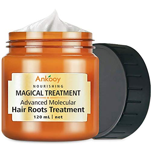 Hair Mask for Dry Damaged Hair,2020 Keratin Hair Treatment, Hair Treatment Mask,Molecular Hair Roots Treatment,5 Seconds to Restore Soft Hair,Deep Conditioner