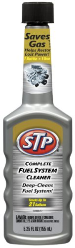STP 78568 Complete Fuel System Cleaner
