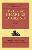 The Letters of Charles Dickens: 1853-1855