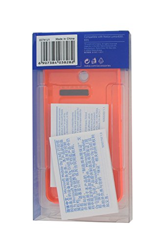 Nokia Hard Shell Custodia Originale per Lumia 630/635