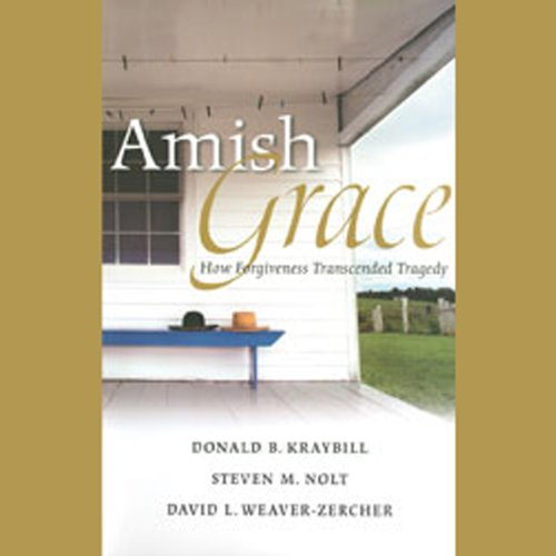 Amish Grace audiobook cover art