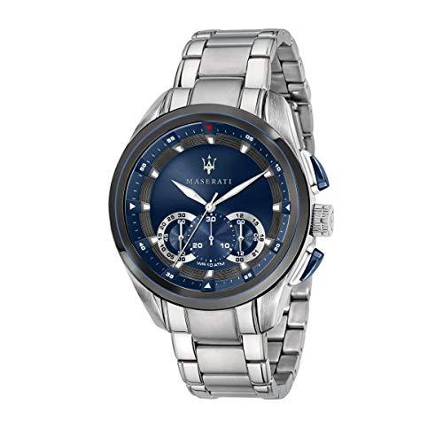 Reloj para Hombre, Colección TRAGUARDO, en Acero - R8873612014
