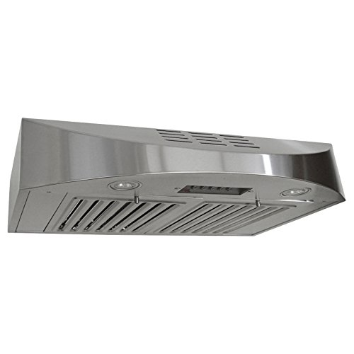 KOBE CHX3830SQBD-3 Brillia 30-inch Ductless Under...