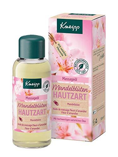 Kneipp - Aceite de masaje - Flores de almendras - piel suave - 100ml