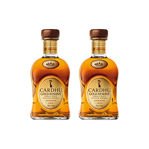 Cardhu Gold Reserve, 2er, Single Malt, Whisky, Scotch, Alkohol, Alokoholgetränk, Flasche, 40%, 700 ml, 715226