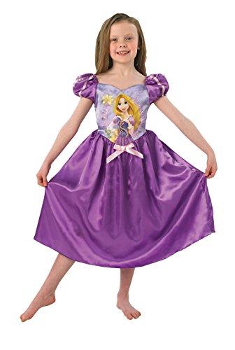 Rubie's-déguisement officiel - Disney- Costume Dguisement Classique Story Time Raiponce - Taille M- CS869278/L