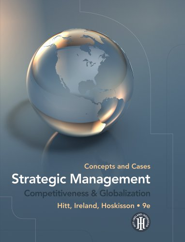 Strategic Management: Concepts and Cases: Competitiveness...
