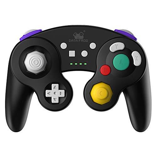 XIAOYONG - Mando inalámbrico Bluetooth para juegos, mando con cable, mando de juegos de PC, controlador de juegos para juegos compatible con interruptor/PC/TV/PS3/Android