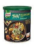 Knorr Thai Yellow Curry Paste (Authentische, thailändische Rezeptur, Hergestellt in Thailand) 850 g