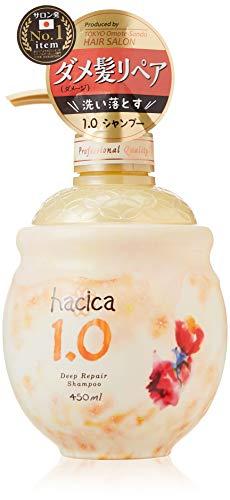 hacica(ハチカ) ディープリペア シャンプー 1.0