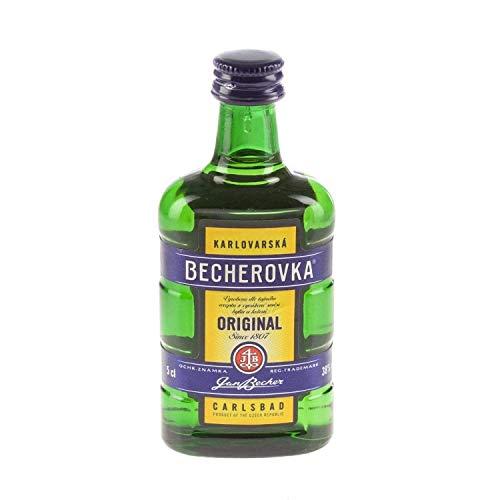 Becherovka Original Karlsbader Becherbitter 0,05l