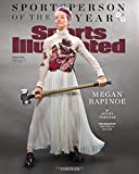 Notebook: Megan Rapinoe Sports Illustrated Cover Poster, Soccer Girl, Diary (130 Pages, 8' x 10', in...