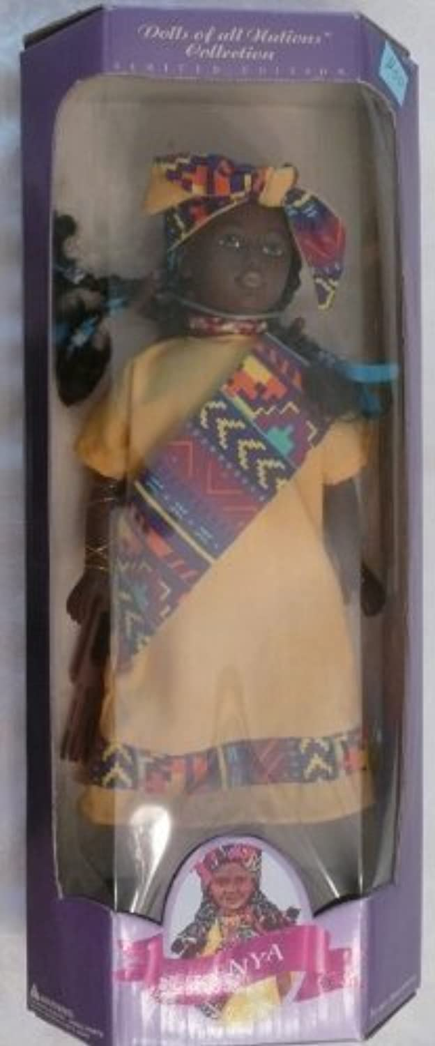 Dolls Of All Nations Collection Kenya Doll by Dayton Hudson
