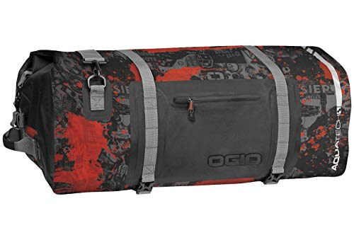 Athena OGIO Powersport All Elements Duffel 5.0 Rock and Roll Valise, 75 cm, 130 L