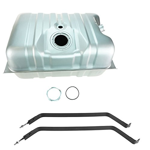 Gas Fuel Tank 33 Gallon with Straps Set Kit for 85-96 Ford Bronco
