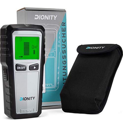 DIONITY® Premium Leitungssucher – [5] Anwendungsfunktionen – Ortungsgerät für Metall & stromführende Leitungen – Multifunktionales Leitungssuchgerät – Schritt-für-Schritt Anleitung (1)