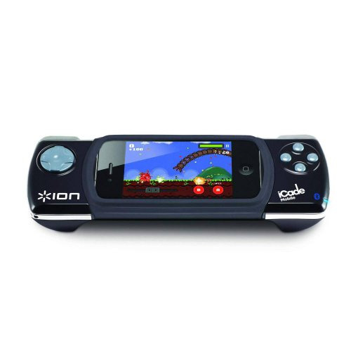 ION 12809 Audio iCade handheld gamecontroller voor Apple iPhone/iPod/iPad met draadloze Bluetooth