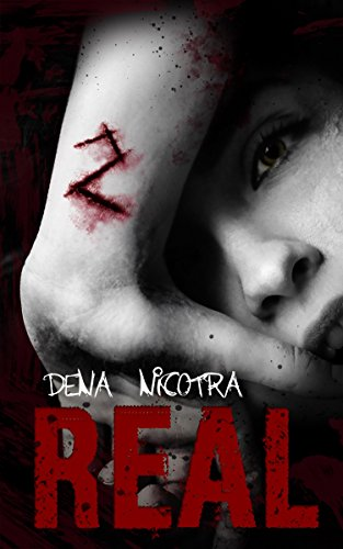 Book: Real - A Cyberpunk Thriller (Simp Series Book 2) by Dena Nicotra