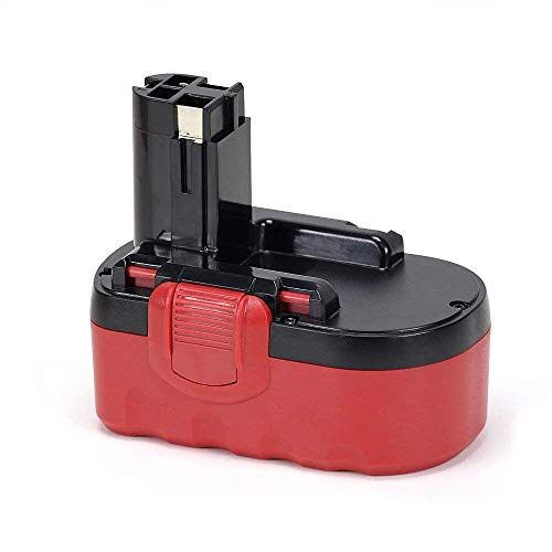 PSR18 POWERGIANT 18V 3Ah NiMh Battery for Bosch PSR18 GSR18 BAT025 PSB18VE-2 GSR18-2 2607335277 2607335535 2607335536 2607335266 2607335695 BAT026 BAT160 BAT180 BAT181 BAT189