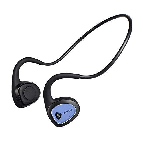 LonFine Air Open Ear Wireless Bone Conduction...