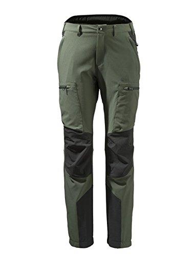Beretta - Pantaloni da uomo Light 4Way Antivento e idrorepellenti; gestione dell'umidità; con fascia ergonomica in vita. Comfort; mobilità; tasche con cerniere. Materiale: 100% PES. Taglie:  S - XXXL