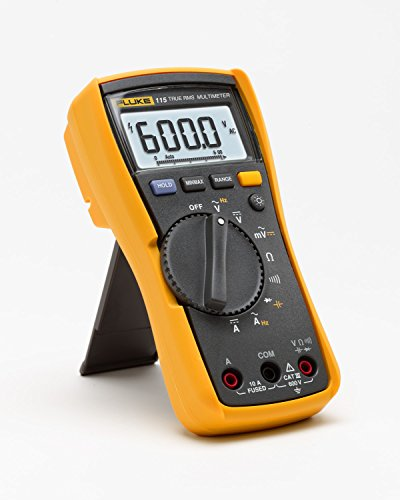 Fluke 115 Compact Multimeter- Best Multimeter for Electronics