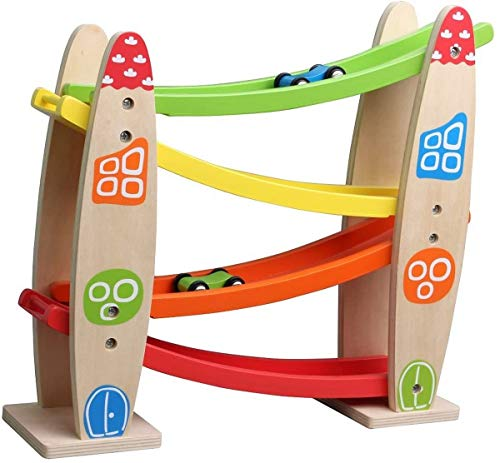 Lelin Toys - 30542 - Jouet D'éveil - Zip Zap Avec Voitures