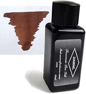 Diamine Refills Saddle Brown 30mL Bottled Ink - DM-3046