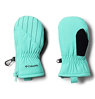 Columbia unisex child Chippewa Ii Mitten Cold Weather Gloves Dolphin One Size US