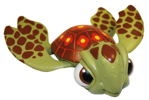 Review Swimways FINDING NEMO Sea Turtle Squirt Swimming 8 Pool Bath Toy