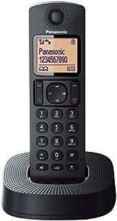 comprar comparacion Panasonic KX-TGC310 - Teléfono Fijo Inalámbrico (LCD, Identificador De Llamadas, 16H Uso Continuo, Localizador, Agenda De ...