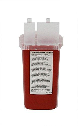 buy  Oakridge Products 1 Quart size Sharps and Needle ... Diabetes Care
