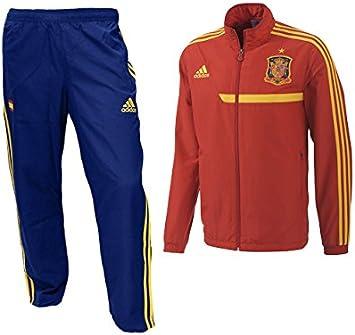 adidas Chandal Selección Española 2013: Amazon.es: Deportes y aire libre
