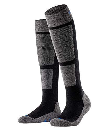 Burlington Uni Snow Fun Girl U KH Calcetines altos, negro (Black 3000), 38 para Mujer