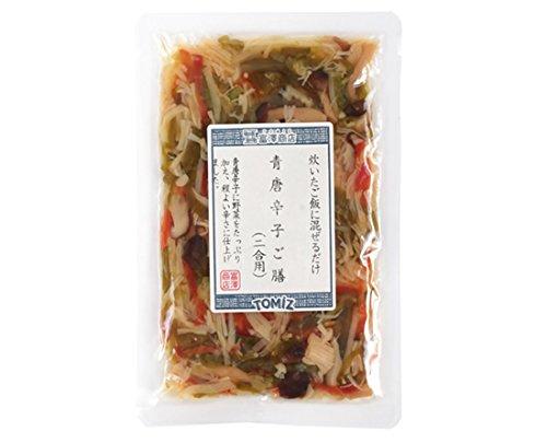 青唐辛子ご膳 / 110g TOMIZ/cuoca(富澤商店)