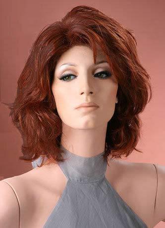 obtener pelucas castañas en línea