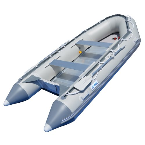 BRIS 14.1 ft Inflatable Boat Inflatable Rescue & Dive Inflatable Raft Power Boat