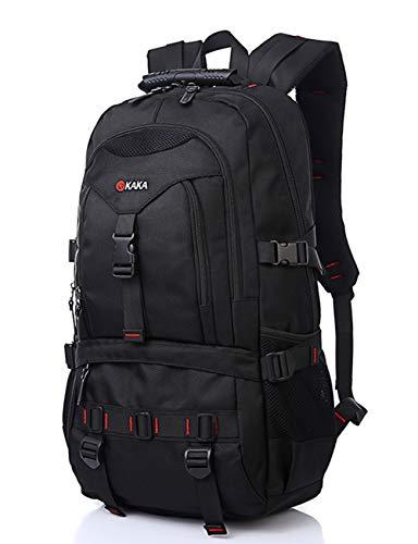 Mochila de senderismo de 35 l, bolsa de viaje, bolsa de mano, resistente al agua, para deportes al aire libre, para escalada, camping, turismo, montañismo